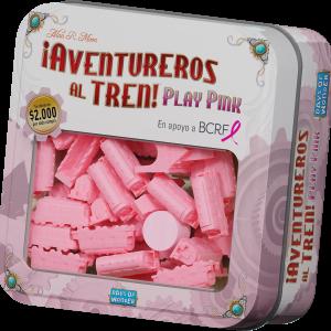 Aventureros al tren play pink
